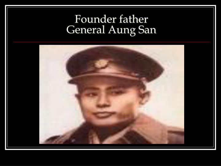 Founder father
