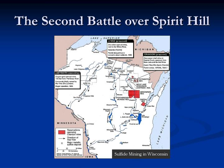 The Second Battle over Spirit Hill