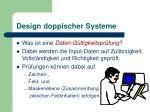 design doppischer systeme17