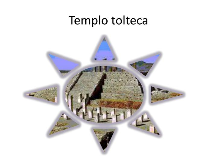 Templo tolteca