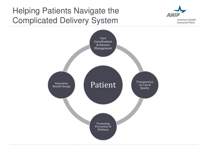 Helping Patients Navigate the