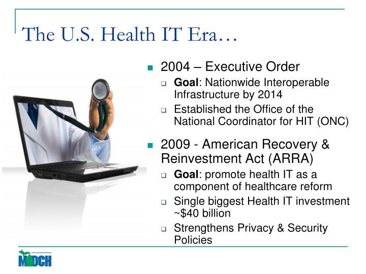 2004 – Executive Order