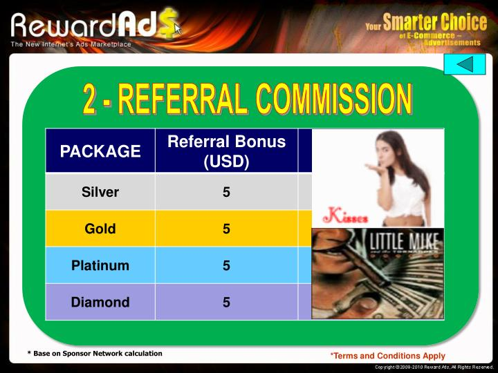 2 - REFERRAL COMMISSION