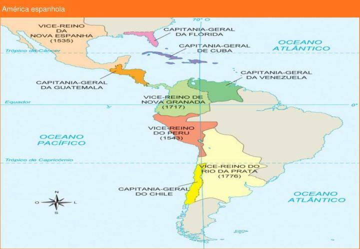 América espanhola