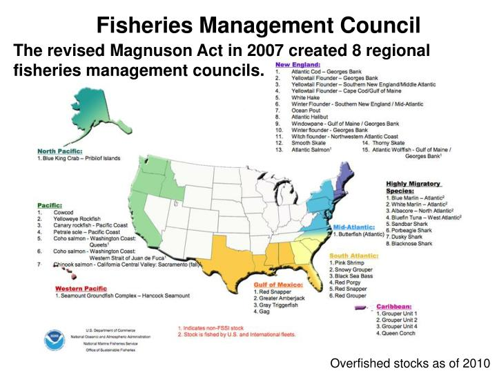 Fisheries Management Council