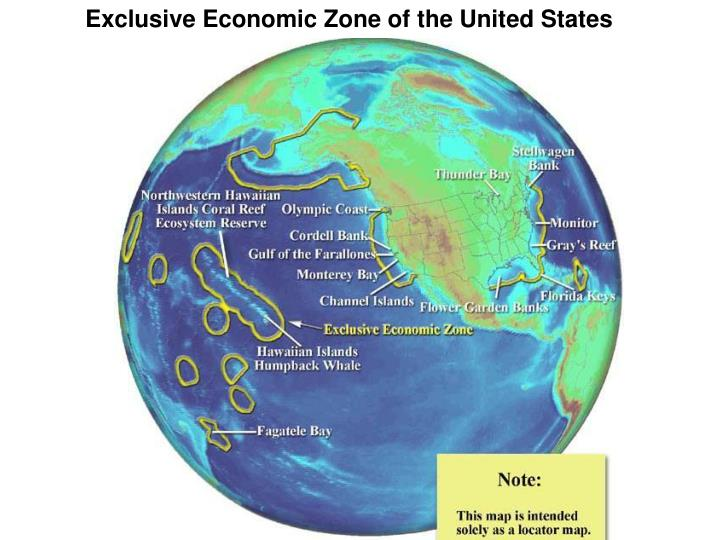 Exclusive Economic Zone of the United States