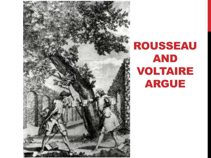 Rousseau and