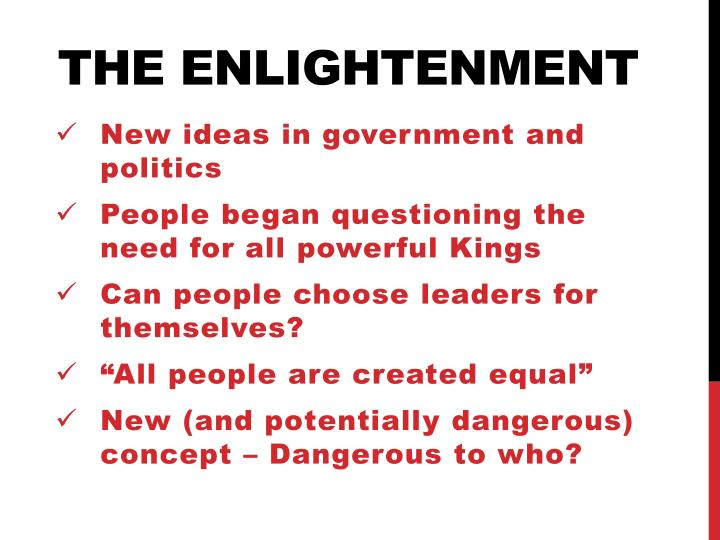 The enlightenment1