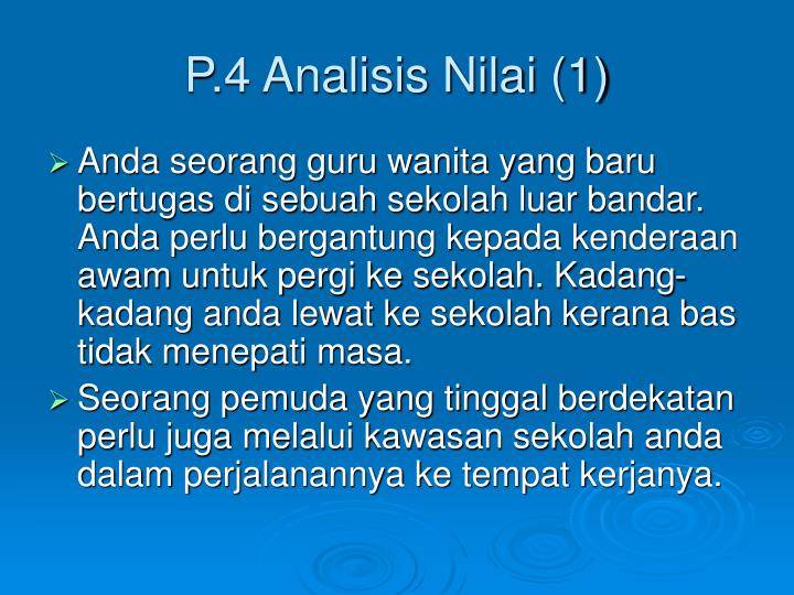 P.4 Analisis Nilai (1)