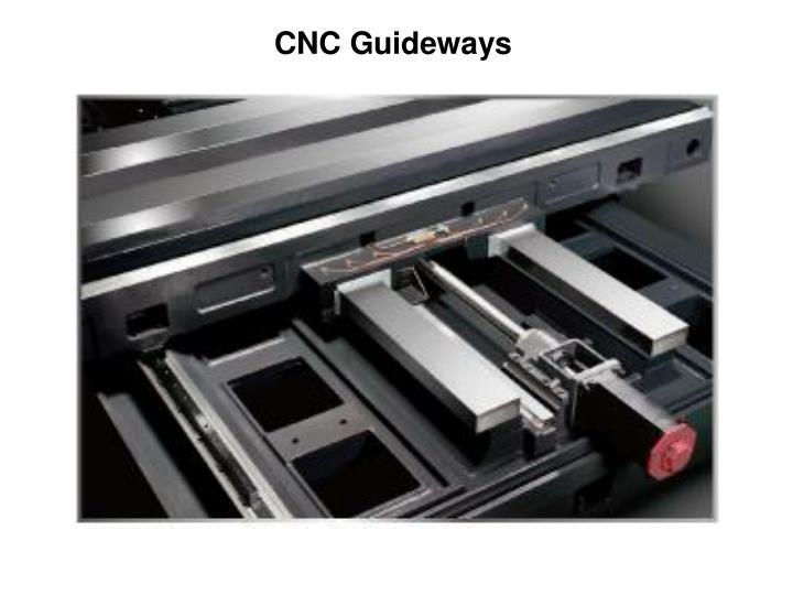 CNC Guideways