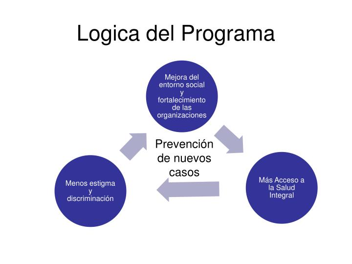 Logica del Programa