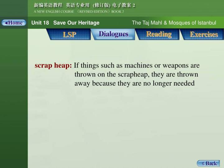 Dialogue_words 1_scrap heap
