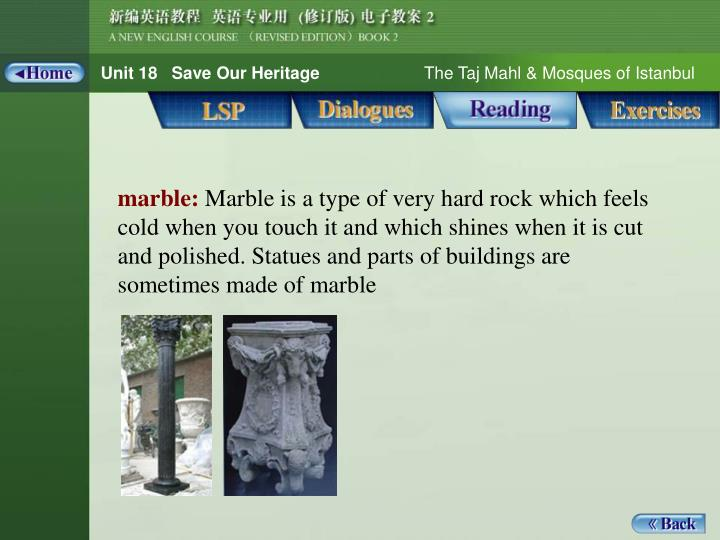 Reading_Notes 1_marble