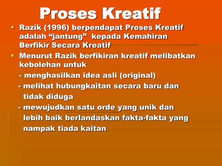 Proses