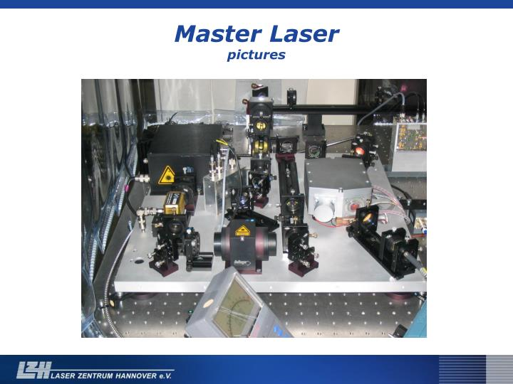 Master Laser