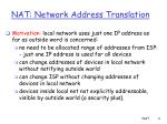 nat network address translation1