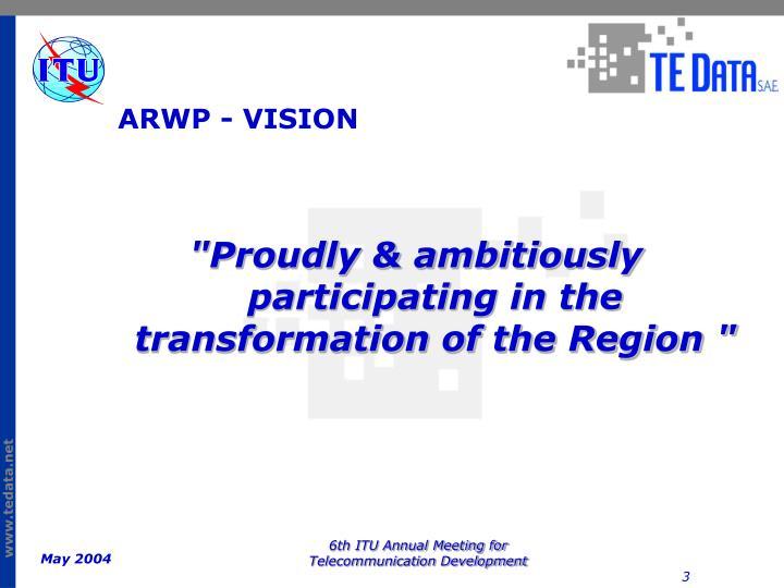 ARWP - VISION