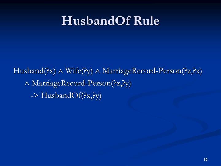 HusbandOf