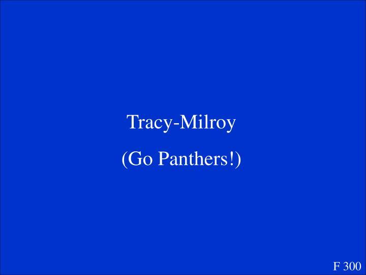 Tracy-Milroy