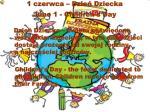 1 czerwca dzie dziecka june 1 children s day
