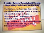 3 maja wi to konstytucji 3 maja may 3 may 3rd constitution day