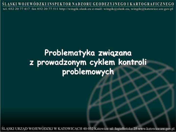 Problematyka związana