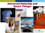 advanced materials and smart things