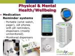 physical mental health wellbeing1