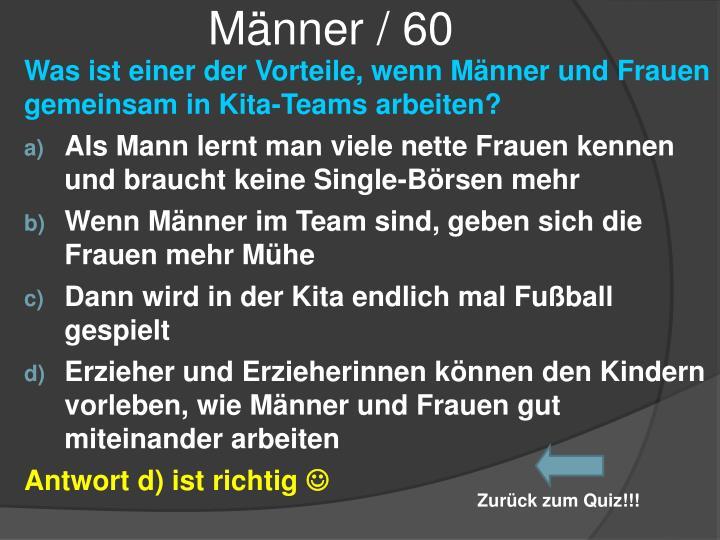 Männer / 60