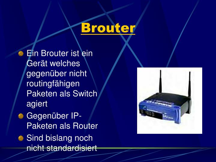 Brouter