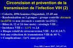 circoncision et pr vention de la transmission de l infection vih 2