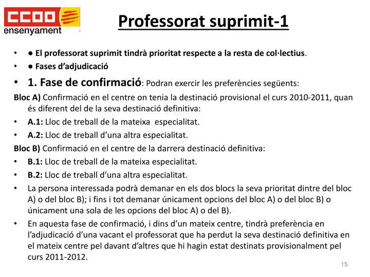 Professorat suprimit-1