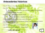 antecedentes historicos1
