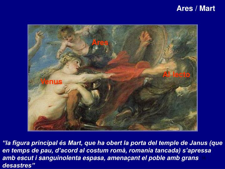 Ares / Mart