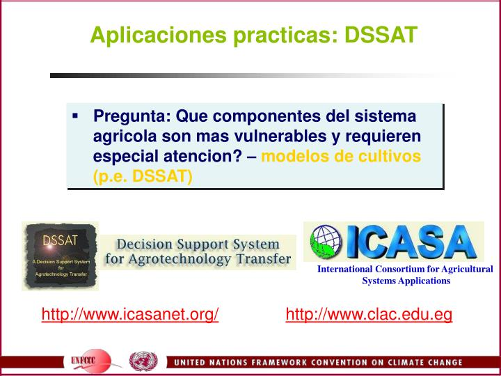 International Consortium for Agricultural