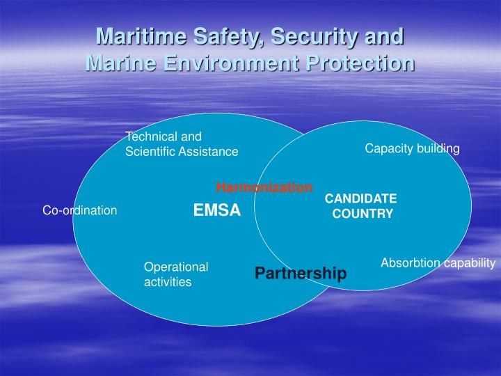 Maritime Safety, Security and