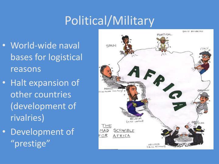 Political/Military
