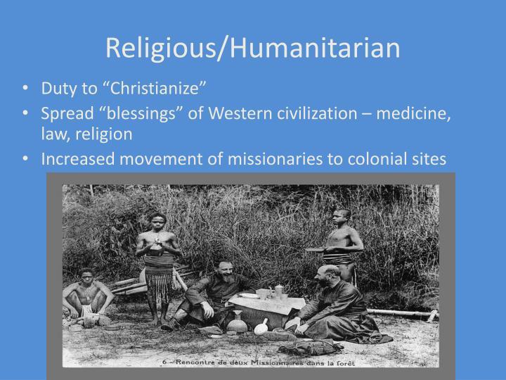 Religious/Humanitarian