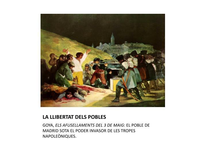 LA LLIBERTAT DELS POBLES