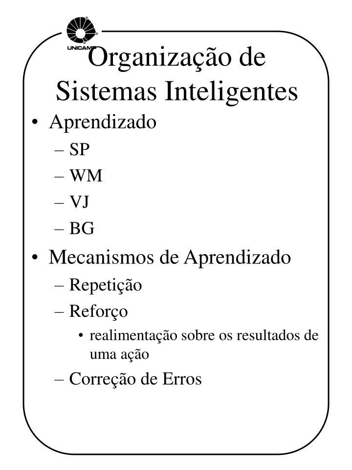Organização de