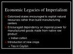 economic legacies of imperialism