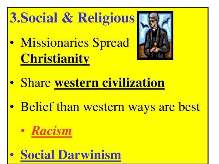 Social & Religious