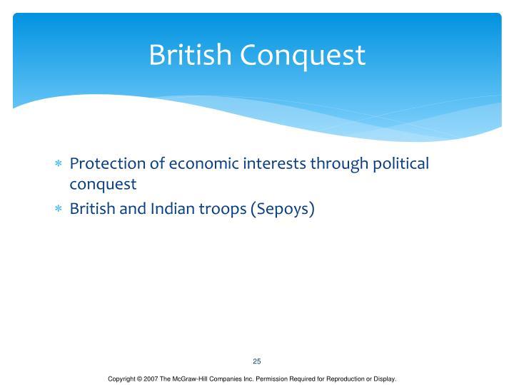 British Conquest
