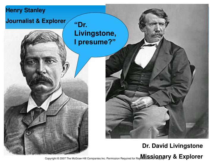 Henry Stanley