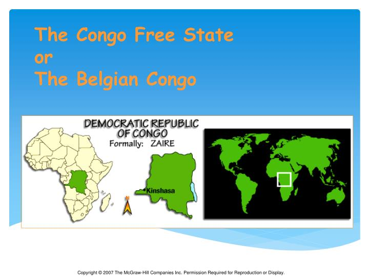 The Congo Free State