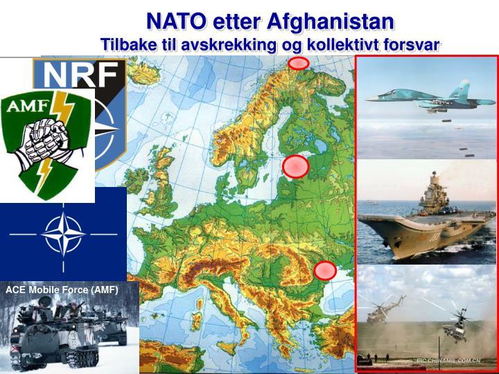 NATO etter Afghanistan