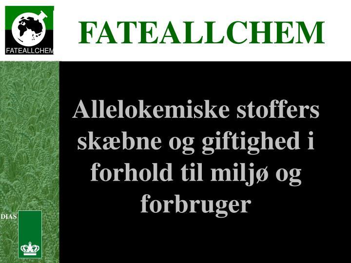 FATEALLCHEM