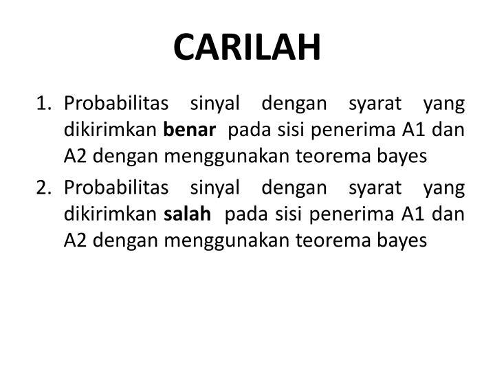 CARILAH