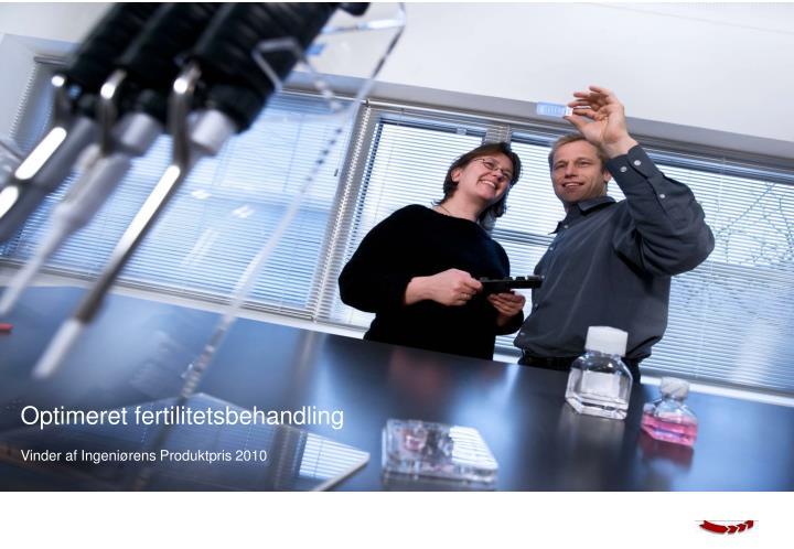 Optimeret fertilitetsbehandling