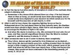 is allah of islam the god of the bible3